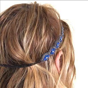 HP! 👑 SWAROVSKI crystal designer hairband
